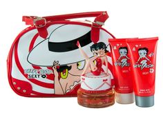 Betty Boop sexy fragrance ... wonder what she smells like lol