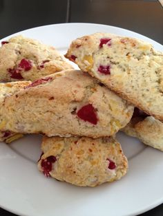 Dear Food Blog Followers, I insist you try this recipe for scones, they are better than good and burst with summer flavors. Scones are one of my favorite coffee and tea time snacks and I have been …