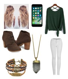 """""""fall"""" by morrismallory ❤ liked on Polyvore featuring 2LUV and Zara Taylor"""