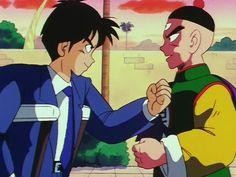 Yamcha and Tien