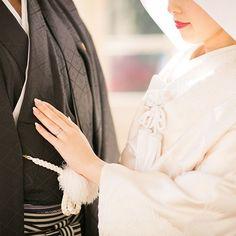 日本だからこそ叶う♡ 憧れの《白無垢 × 綿帽子》で撮影をした素敵ショット*全32枚   ZQN♡   ページ2