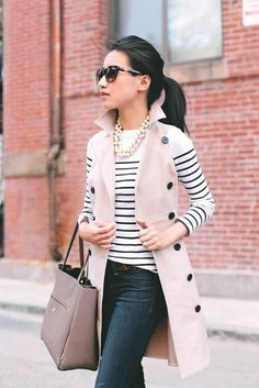 How To Style A Sleevess coat - DesignerzCentral