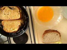 Yumurtalı Ekmek Kızartması