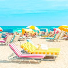 Color beach - Matt Crump