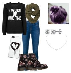 """Untitled #3"" by kksantanemo on Polyvore featuring Frame Denim, Dr. Martens, Zero Gravity, BERRICLE, Athleta, Cartier, women's clothing, women, female and woman"