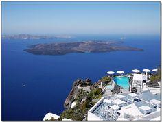 [希臘] Santorini。Imerovigli‧寧靜的小鎮 | Travelorbs