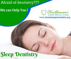 No pain..No fear..No sound. Relax with #SleepDentistry. For more details visit : http://dentalimplantsindia.org/sleep-dentistry/ Full mouth rehabiliation in India Best Dental Implants In India Tooth Implantation cost Chennai Sleep dentistry in india Painless dental implant treatment in India dental implant cost in India Full arch dental implant cost