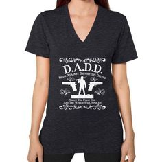 Fashions dadd V-Neck (on woman)