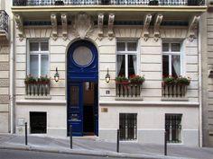 Jays Paris Hotel, rue Copernic, Quartier de Chaillot, Paris