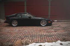 Jared Fessler's Porsche 944 on Borbet Type A's
