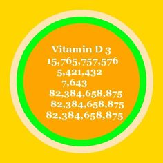 Vit D supplement