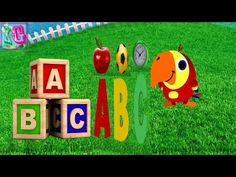 Learn English Alphabet For Kids, Letter Games For Kids With Funny