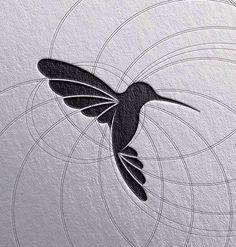 Bird logo design construction grid layout black and white logos brand branding birds crow eagle jungle branding brands visual identity visuals graphic designs designer idea ideas Logo Inspiration, Logo D'art, Art Design, Graphic Design, Design Ideas, Creative Design, Logo Animal, Logo Template, Bird Logos