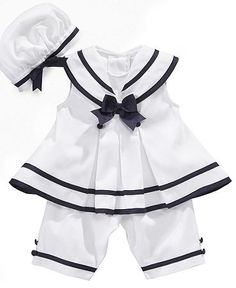 Sailor.  If I ever have a daughter, this will totally be worn by her.