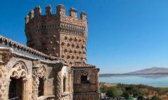 Manzanares El Real Castle, near Madrid