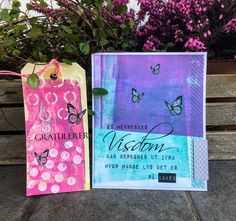 Cards made with gelli plate I Card, Plate, Cover, Books, Lily, Creative, Livros, Plates, Book