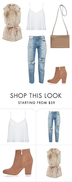 """""""Untitled #164"""" by doda-laban on Polyvore featuring Alice + Olivia, Levi's and River Island"""