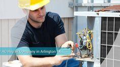 AC Repair in Arlington Texas