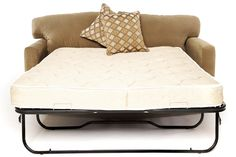Nova Sofa Bed Nova is a true classic originally designed in the 40's (a variation of the Bari. It has baseball stitching creating a contemporary look. Many sizes are available including sectionals and sofabeds. Studio Sofa74L 39D 37H      Loveseat 57L 39D 37H,  Double Sofabed74L 39D 37H    Loveseat Sofabed59L 39D 37H    Price: $ 1638. - $1998. & up for double Made in Canada