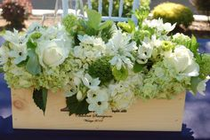 Lavender Floral Photo Galleries - Country Garden Flowers - Napa and Sonoma County Wedding Florist Silk Floral Arrangements, Floral Centerpieces, Cut Flowers, My Flower, Wine Boxes, Gardening Tips, Wedding Flowers, Dream Wedding, Floral Wreath