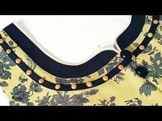 Chudithar Neck Designs, Chudidhar Designs, Neck Designs For Suits, Blouse Neck Designs, Salwar Kameez Neck Designs, Kurta Neck Design, Fancy Dress Design, Embroidery Neck Designs, Designer Evening Gowns