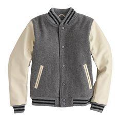 PURCHASED - J.Crew Kids' Golden Bear Sportswear for crewcuts varsity jacket