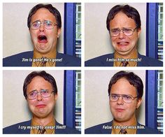 The Office humor <3