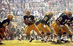 "The first-ever AFL vs. NFL ""World Championship Game"" was played at the L.A. Coliseum in 1967 and pit the NFL's Green Bay Packers against the AFL's Kansas City Chiefs ..."