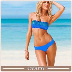 253e0f25421e 2015 nuovo arrivo bikini costumi da bagno due pezzi costume da bagno per  donne Strapless Swimsuit