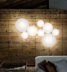 Makeup wand en plafondlamp [AP2-PL2] Small
