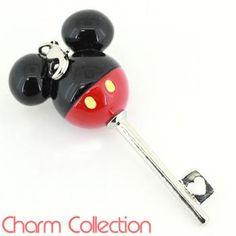 Mickey Charm