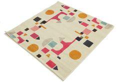 Domki Teppich 140x140 für 95,- EUR