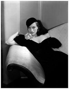 Joan Crawford, photo by George Hurrell, 1931