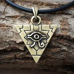 Egyptian Pyramid God All Seeing Eye of Horus RA Udjat Pagan Brass Pewter Pendant. Aliexpress