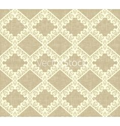 Ornate weave background seamless pattern vector by antuanetto on VectorStock®