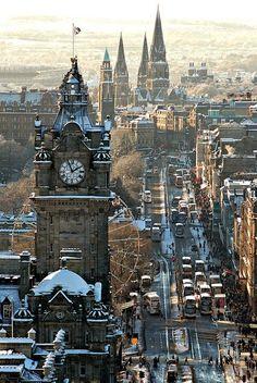 Edinburgh, Scotland                                                                                                                                                     More