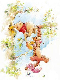 ♥ Winnie Pooh & Friends ♥ More