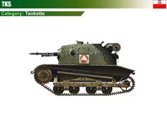 TKS Tankette