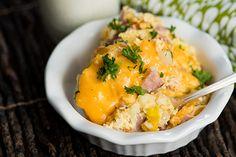 Egg & Hash Brown Slo