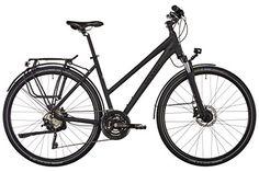 Ortler Ardeche Trekking bike black 2017 Trekking Mens Bicycle