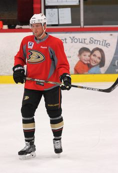 Cam Fowler, Ducks Practice 021415-Photo by DPPI All Rights Reserved.
