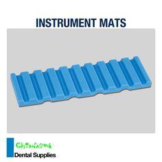 1PC Dental instrument holder Non-slip Mat for dental clinic #healthysmile
