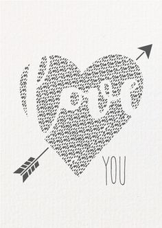 Love You ~ Mint & Mail