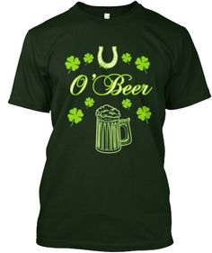 St. Patrick's Day Beer | Teespring