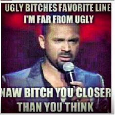 Mike Epps does it again lol Funny As Hell, Haha Funny, Hilarious, Funny Shit, Funny Stuff, Funny Things, Random Stuff, Funny Relatable Memes, Funny Jokes