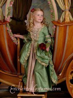 Felicity 18th Century Costume