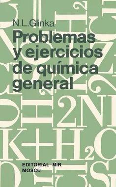 libro: problemas y ejercicios de química general - pdf                                                                                                                                                                                 Más