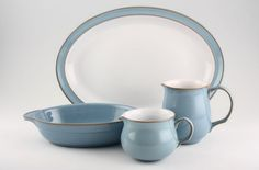 Denby - Colonial Blue
