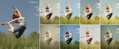 100 free photoshop actions and how to make your own