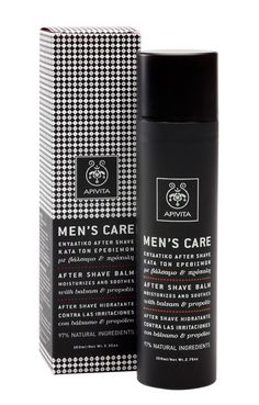 The 2012 Esquire Grooming Awards: Apivita After Shave Balm, $35